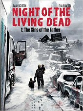 cover: Night of the Living Dead - The Sins of the Father
