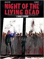 cover: Night of the Living Dead - Mandy's Demons