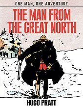 cover: One Man, One Adventure - The Man from the Great North