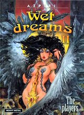 cover: Wet Dreams II: The Players by Azpiri