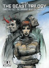 cover: The Beast Trilogy by Enki Bilal