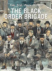 cover: The Black Order Brigade by Enki Bilal