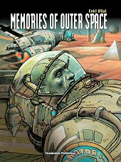 cover: Memories From Outer Space by Enki Bilal