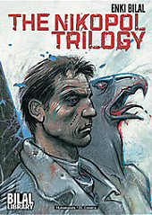 cover: The Nikopol Trilogy by Enki Bilal
