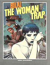 cover: The Woman Trap by Enki Bilal