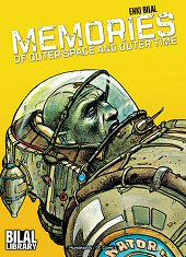 cover: Memories by Enki Bilal