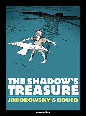 cover: The Shadow's Treasure by Jodorowsky and Boucq