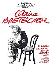cover: National Lampoon Presents Claire Bretecher by Claire Bretecher