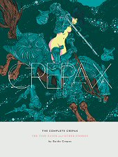 cover: The Complete Crepax: The Time Eaters & Other Stories