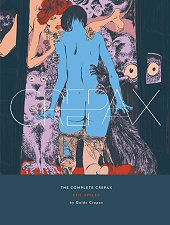 cover: The Complete Crepax: Evil Spellss