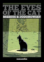 cover: The Eyes of the Cat (Hardcover edition 2012) by Jean 'Moebius' Giraud
