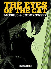 cover: The Eyes of the Cat (Hardcover yellow edition 2013) by Jean 'Moebius' Giraud