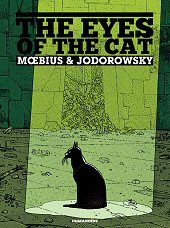 cover: The Eyes of the Cat by Jean 'Moebius' Giraud
