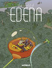 cover: The World of Edena