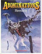 cover: Abominations by Hermann