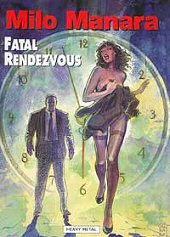 cover: Fatal Rendezvous by Milo Manara