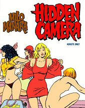 cover: Hidden Camera by Milo Manara