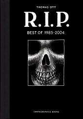 cover: R.I.P.: Best of 1985-2004 by Thomas Ott
