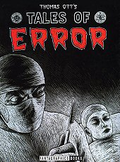 cover: Tales of Error by Thomas Ott