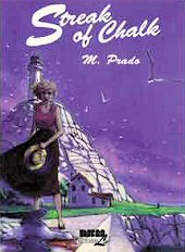 cover: Streak of Chalk by Miguelanxo Prado