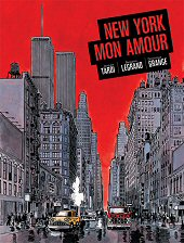 cover: New York Mon Amour by Jacques Tardi