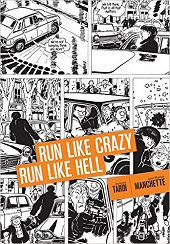 cover: Run Like Crazy Run Like Hell by Jacques Tardi