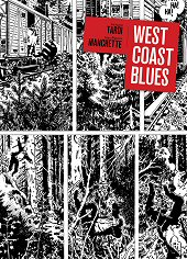 cover: West Coast Blues There by Jacques Tardi