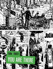 cover: You Are There by Jacques Tardi