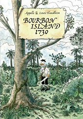 cover: Bourbon Island 1730 by Lewis Trondheim