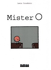 cover: Mister O by Lewis Trondheim