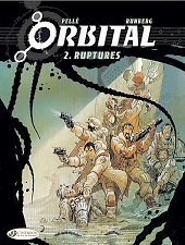 cover: Orbital - Ruptures