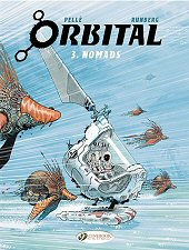 cover: Orbital - Nomads