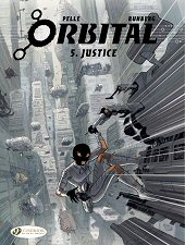 cover: Orbital - Justice