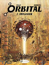 cover: Orbital - Implosion