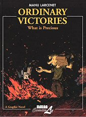 cover: Ordinary Victories: What is Precious