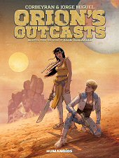 cover: Orion's Outcasts