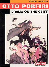 cover: Otto Porfiri - Drama on the Cliff