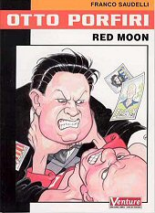 cover: Otto Porfiri - Red Moon