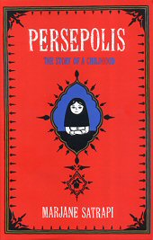 cover: Persepolis - The Story of a Childhood