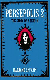 cover: Persepolis 2 - The Story of a Return