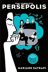 cover: Persepolis: The Story of a Childhood & The Story of a Return, Pantheon