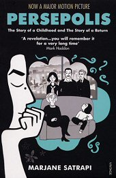 cover: Persepolis: The Story of a Childhood & The Story of a Return, Vintage