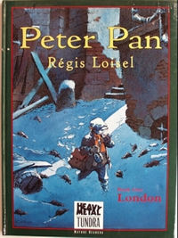 cover: Peter Pan - London