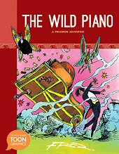 cover: Philemon - The Wild Piano