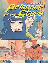 cover: Prisoner Of The Stars by Alfonso Font