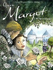 cover: Queen Margot - 1: The Age of Innocence