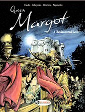 cover: Queen Margot - 2: Endangered Love
