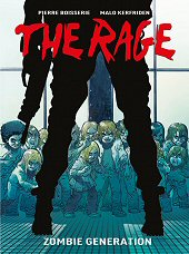 cover: The Rage - Zombie Generation