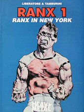 cover: Ranx #1: Ranx in New York