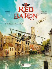 cover: Red Baron - The Machine Gunners' Ball